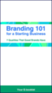 Branding 101 e-book free