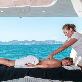 massage yacht