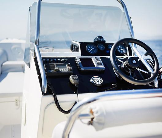 Scorpion 740 G2 Cockpit