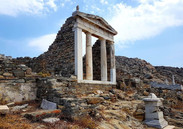 Delos near Mykonos