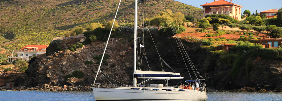 Marla - Cyclades 50.5