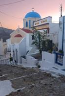 Chora steps Serifos