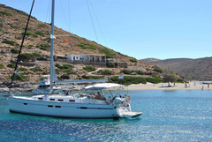 Kythnos sailing
