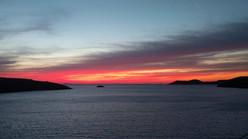 Sunset Kythnos