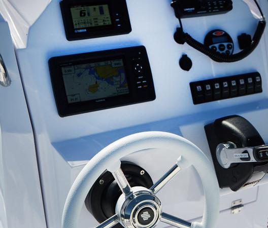 Selva D800 Cockpit