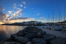 Kythnos harbor