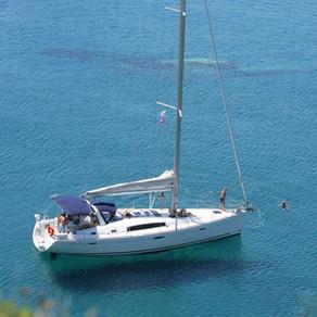 Easy Sailing for Beginners: Greek Islands