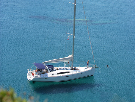 Easy Sailing for Beginners: Greek Islands
