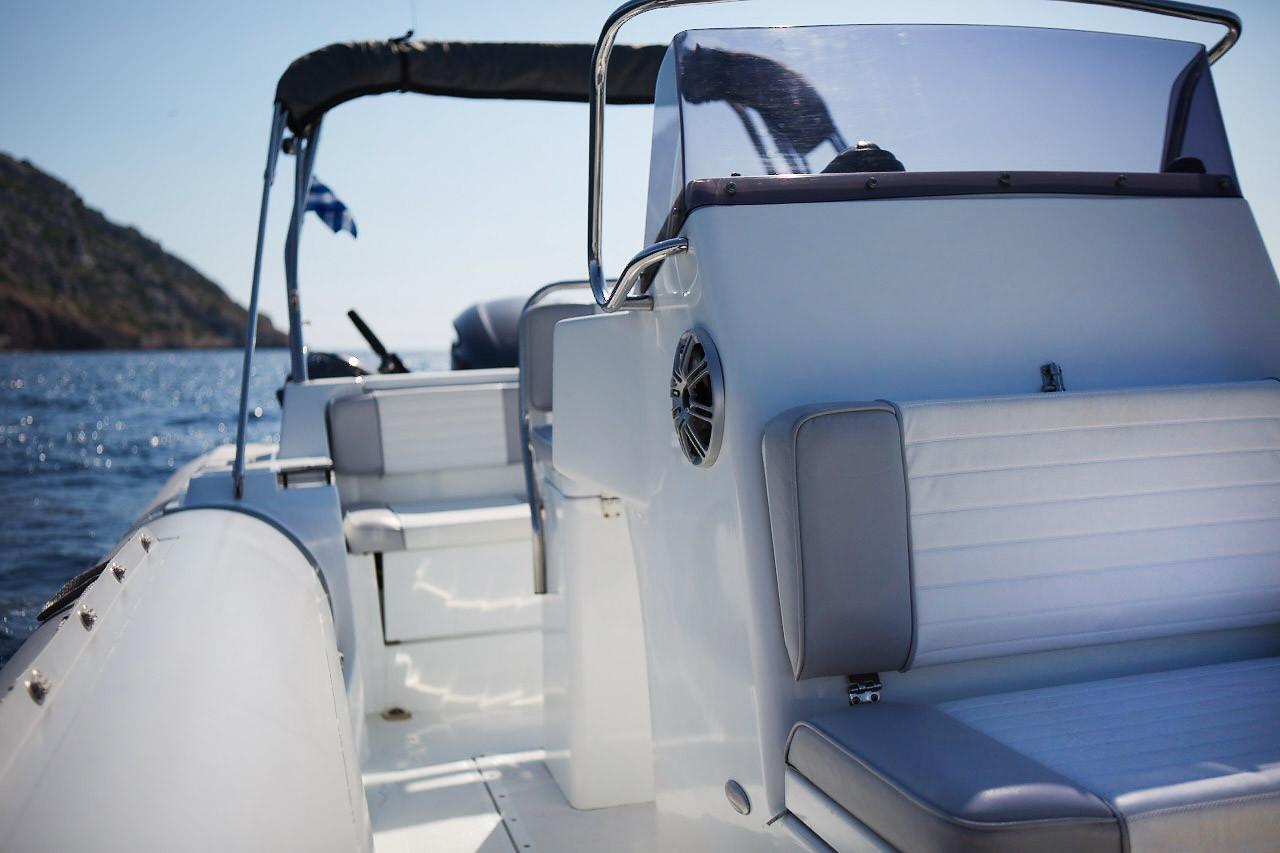 Skipper 780S Starboard