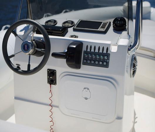 Selva 630 Cockpit