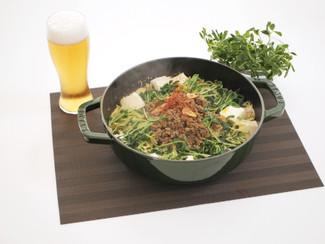 シャキッとタンタン鍋