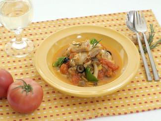 フレッシュトマトのカチャトーラ