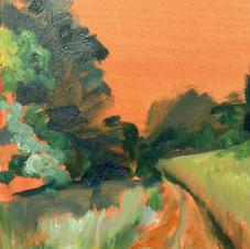 Landschaftssketch
