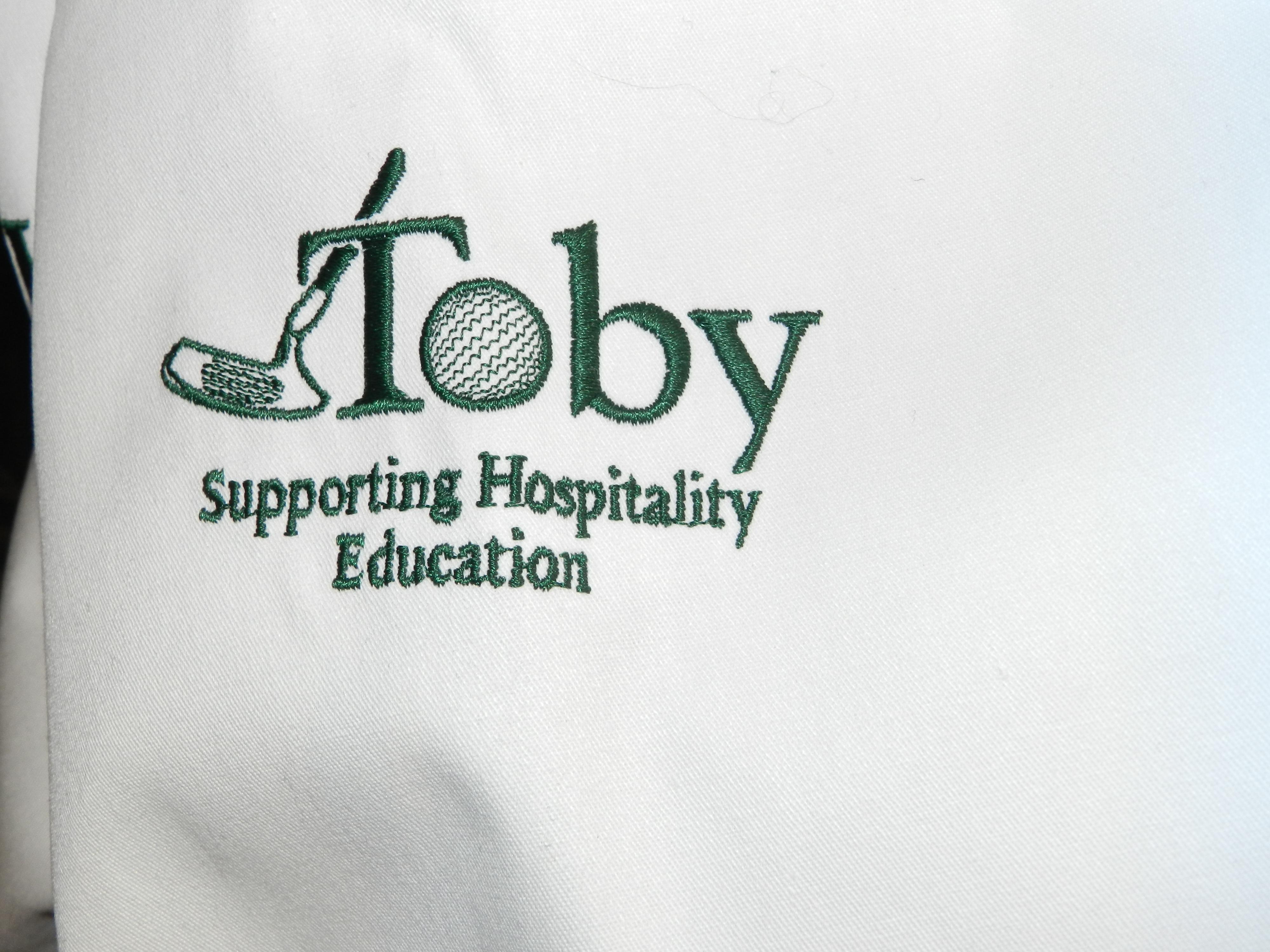 Toby Chef Coat