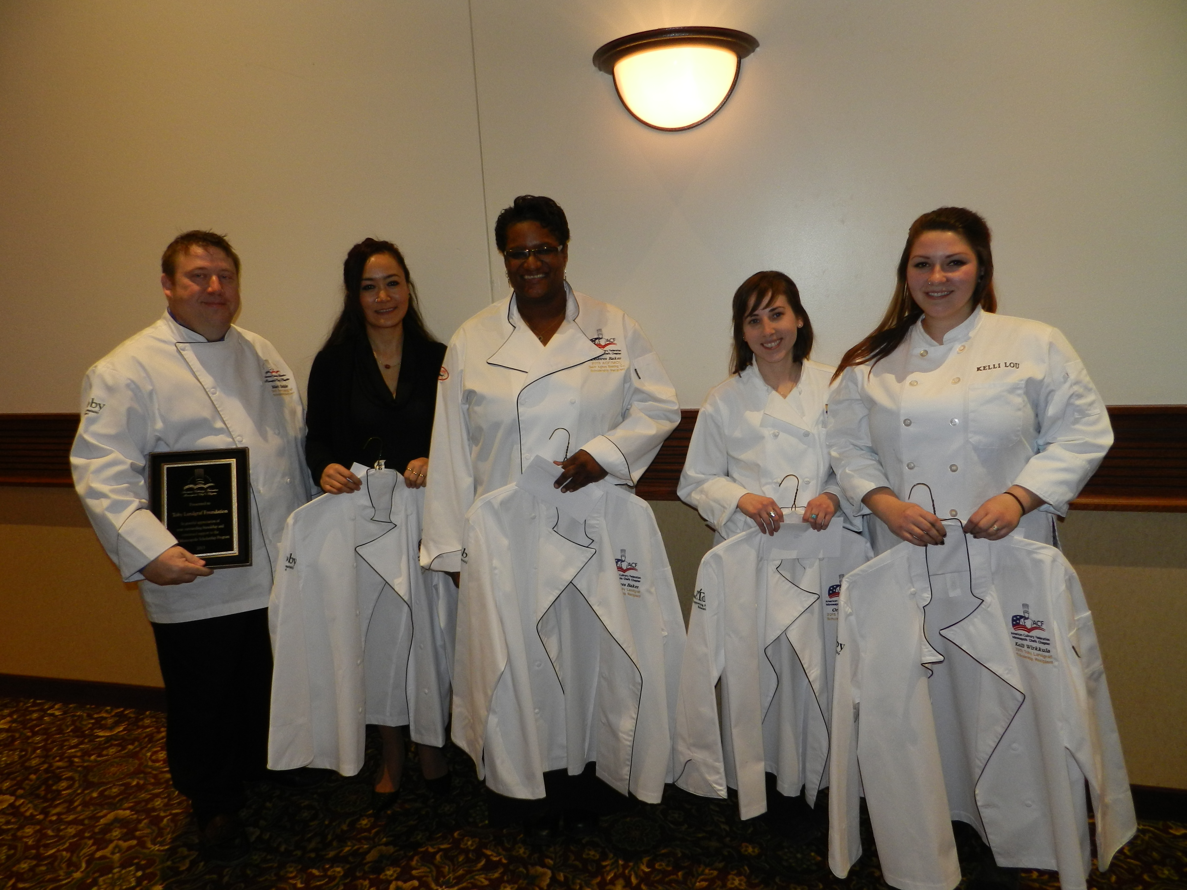 2014 ACF Scholarship Recipients