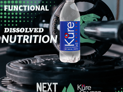 Kure Oxygen in the GYM (GYM BFF)