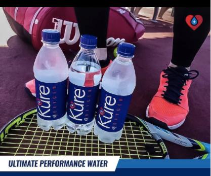 Kure Oxygen and Tennis