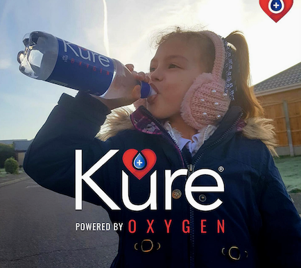 How does Kure Oxygen Water Work in the body? The Journey.