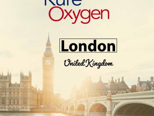Kure Oxygen UK. Home & Global Headquarters