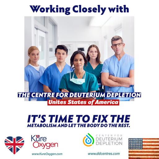 Kure Oxygen - Centre for Deuterium Depletion. Critical Health Studies.