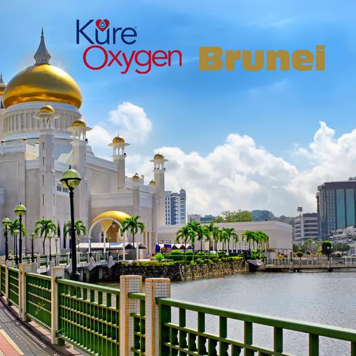 Kure Oxygen Brunei