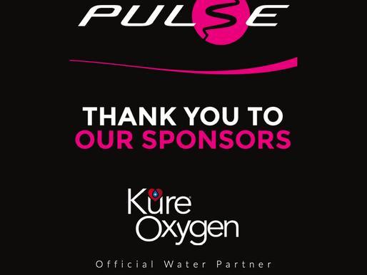 Kure Oxygen & London Pulse Netball Team.
