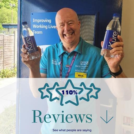 Kure Oxygen Water Reviews