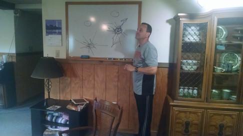 IPHC Bishop Bryant teaches at RGM