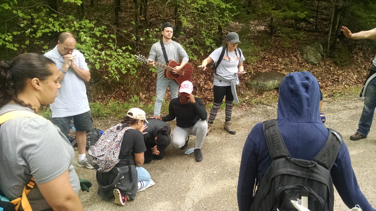 Outdoor Worship & Prayer