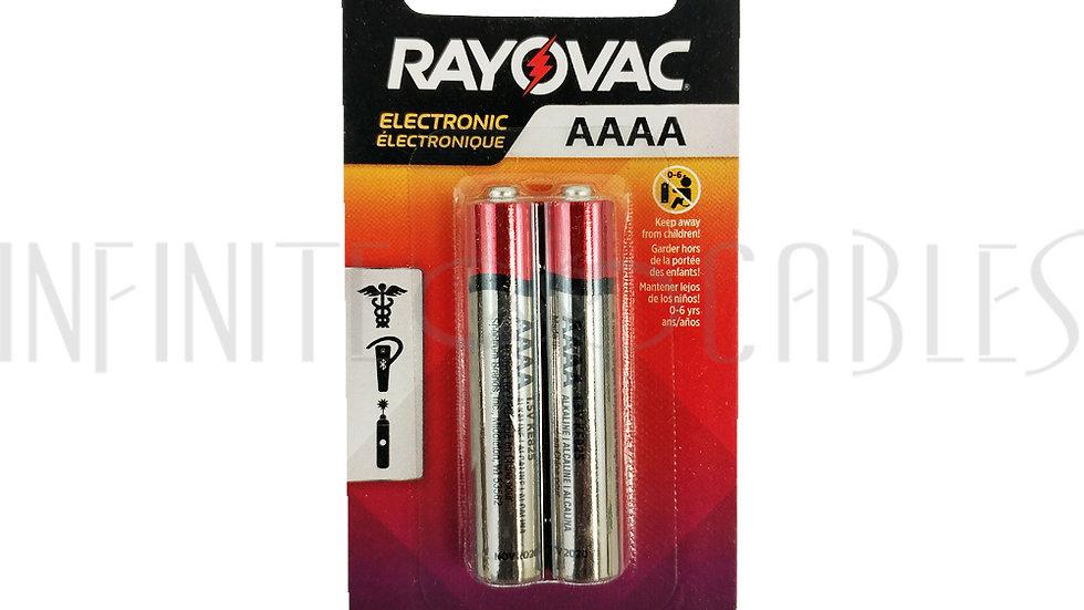 AAAA Batteries