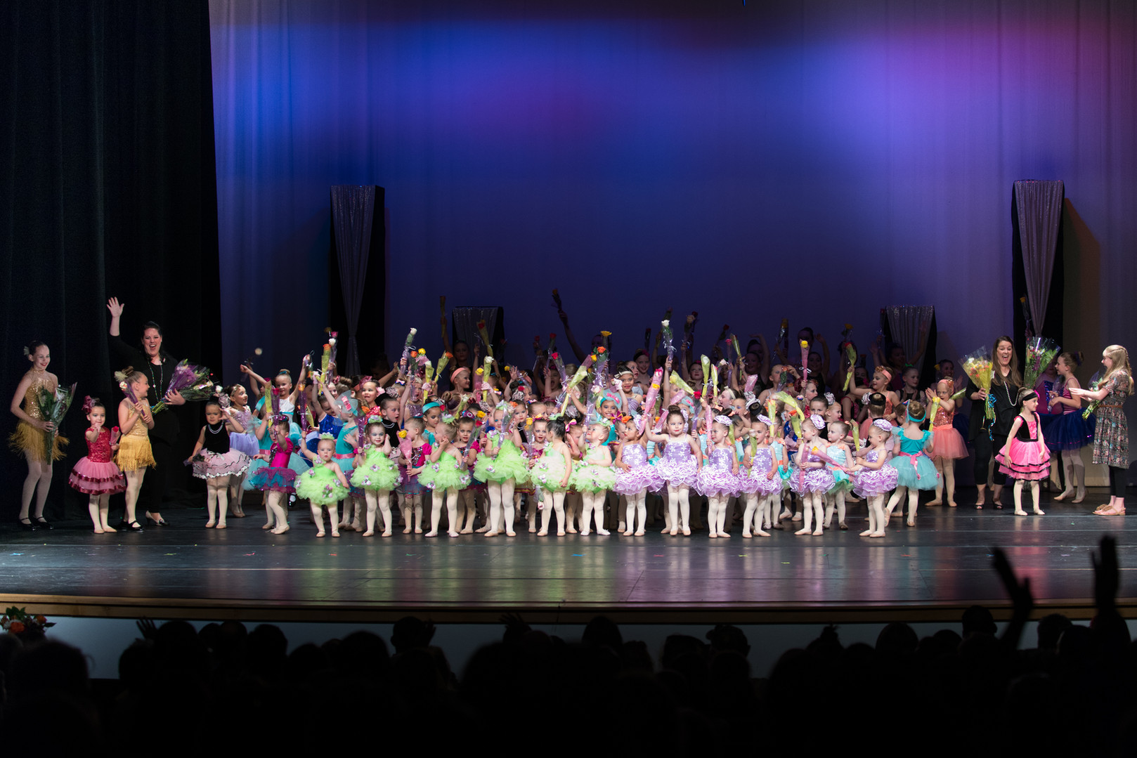 legacy dance recital