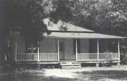 First Building - Carson Cottage
