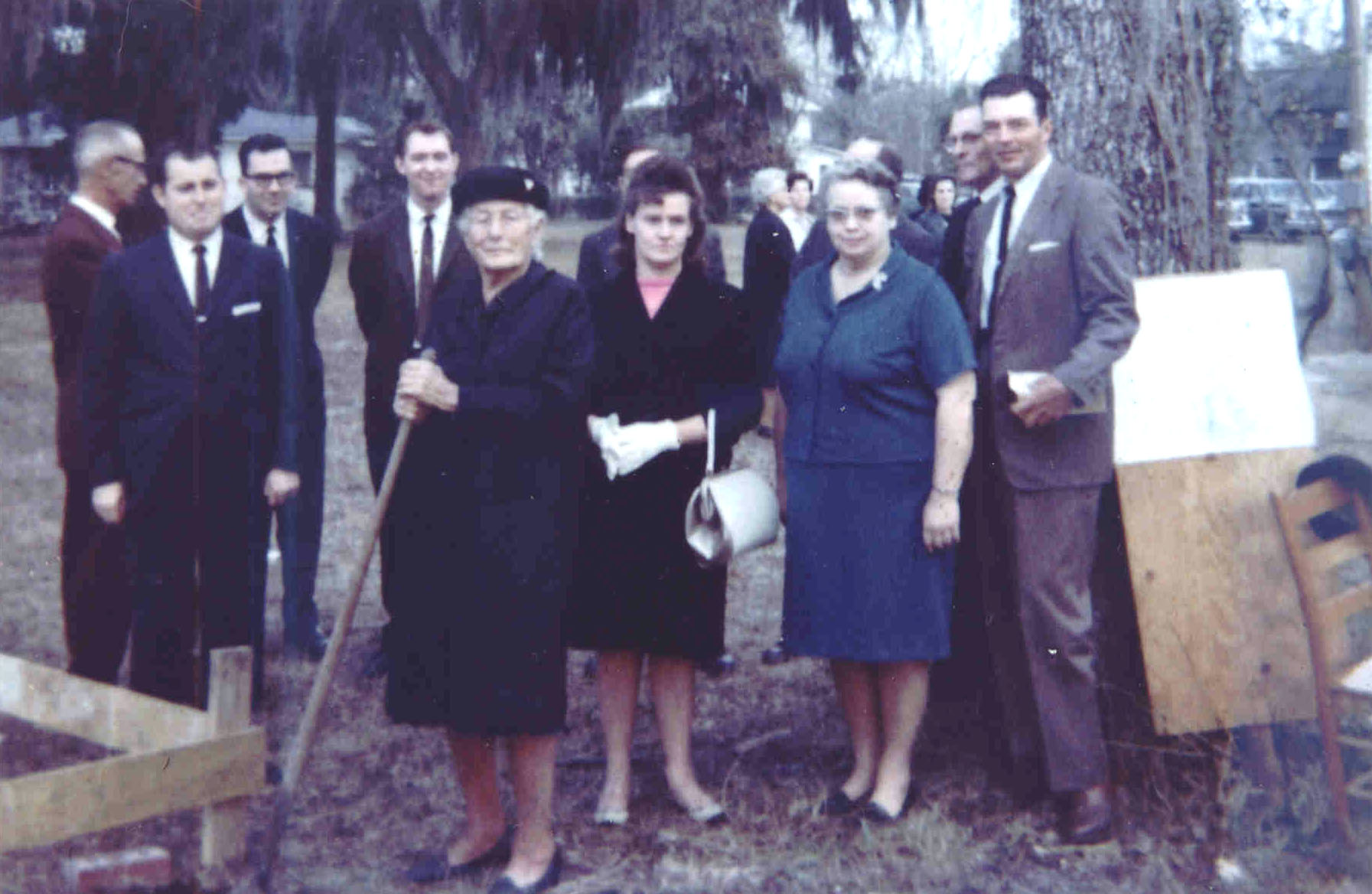 Groundbreaking Jan '67