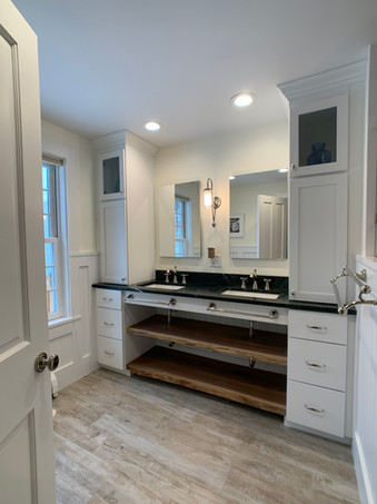 Country Master Bath