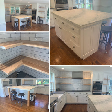 Danby Marble Kitchen