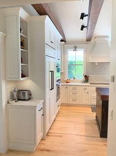 Fieldstone White Cabinets