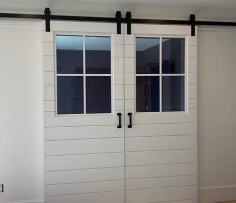 Vermont Modern Barn Door