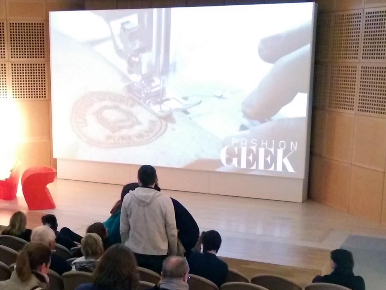 Fashion Geek, Musée d'Art Moderne, Luxembourg, 2017
