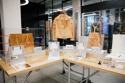 Biofabricate, Parsons New School of Design, New York, 2016