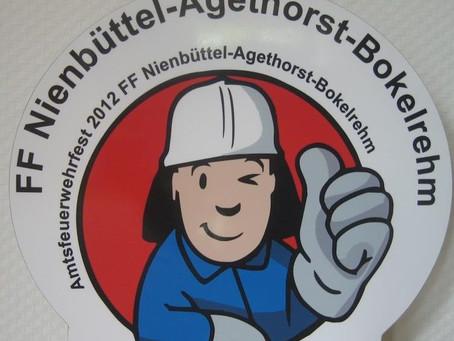 Amtsfeuerwehrfest 2012 in Agethorst