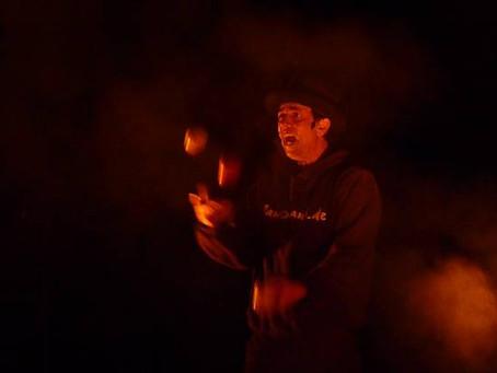 Feuer und Flamme in Agethorst