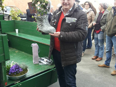 Jubiläumsfeier Dirk Michels 2016