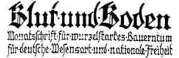 LandvolkzeitschriftBlutUndBodenKL_260x84