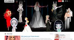 Banner Lady Gaga