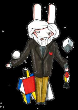 Torres García Bunny