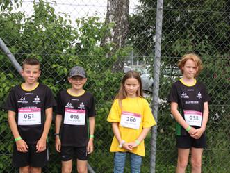 Kantonalfinal Swiss Athletics Sprint
