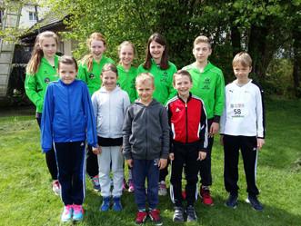 Saisonstart am UBS Kids Cup in Wangen