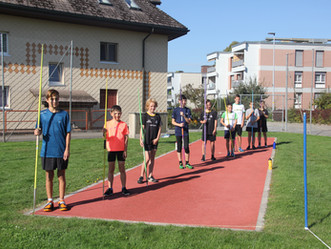 Swiss Athletics Junior Challenge in Herzogenbuchsee