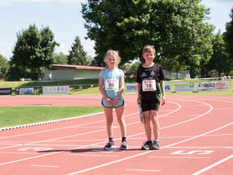 4 Podestplätze am UBS Kids Cup in Langenthal
