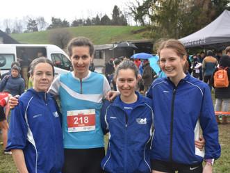 LZO-Frauen gewinnen Teamwertung an Cross-SM erneut